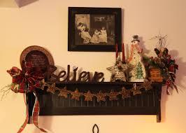what is a powder room christmas 2015 tabletop u0026 shelf arrangements 2 cozy corners