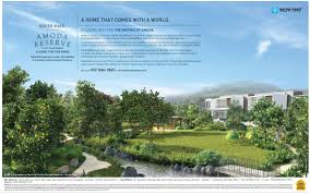 kalpa taru launches amoda reserve south park 3 4 u0026 5 bhk luxury