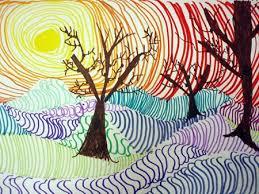 modulo art pattern grade 8 drawn idea art class pencil and in color drawn idea art class
