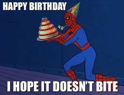 Superhero Birthday Meme - happy birthday memes images about birthday for everyone