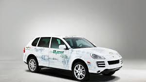 porsche cayenne fuel economy porsche cayenne concept improves fuel economy and co2 emissions by