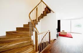 treppen dortmund faltwerktreppe aus zebrano modern treppen dortmund hokon