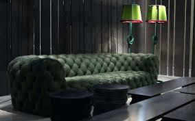 Custom Chesterfield Sofa Chesterfield Dining Table Chairs Hicks Leather Green Style