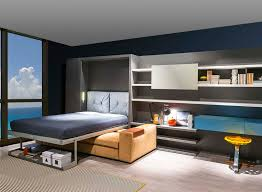 Sofa Murphy Beds by Not Mad At This Modern Murphy Bed Solution By Ciel Tango Sofa