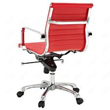 executive racing office chair pu leather swivel computer desk seat