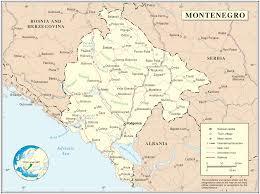 Nova Map Map Montenegro 2 427 X 1 807 Pixel 1 03 Mb Public Domain