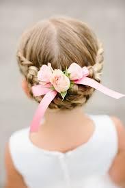 coiffure mariage enfant des coiffures pour petites filles qui vont vous faire craquer