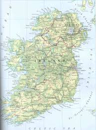 Northern Ireland Map Maps Of Ireland Map Library Maps Of The World