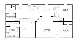 5 Bedroom Mobile Home Floor Plans Doublewide Home Floor Plans 5 Bedroom Floor Plans 281 South