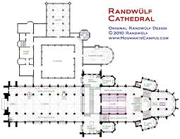 randwulf cathedral floor plan