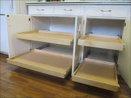 kitchen sliding wire basket drawers roll out trays pull out