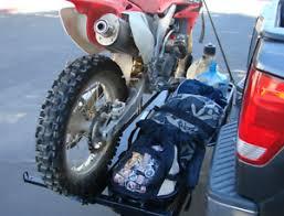 Tire Rack Motorcycle Motorcycle Dirt Bike Hitch Suv Truck Hauler Rack Cargo Carrier