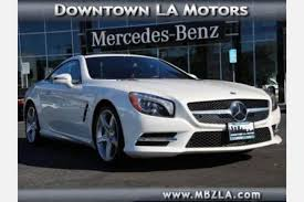 mercedes sl class for sale used mercedes sl class for sale in los angeles ca edmunds