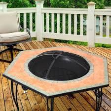 Backyard Foam Pit Cast Iron Outdoor Fireplaces U0026 Fire Pits You U0027ll Love Wayfair