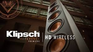 klipsch reference home theater system klipsch reference premiere hd wireless speakers youtube