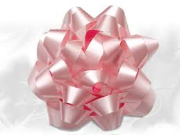 ribbons and bows splendorette pre made confetti bows splash packaging