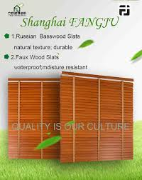 Cheapest Wood Blinds Best Sale Wood Classic Venetian Blinds For Home Decor 50mm 25mm