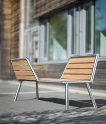 Old Park Benches Vis A Vis A Park Bench With Opposing Views Design Milk