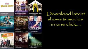 how to download tv series and movies for free without torrent