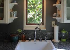smallest kitchen sink cabinet small kitchen decorating ideas 12 bite size diys bob vila