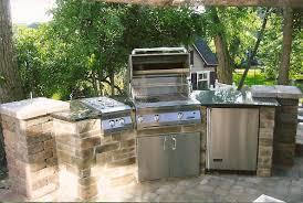 kitchen inspiring image of outdoor kitchen decoration using