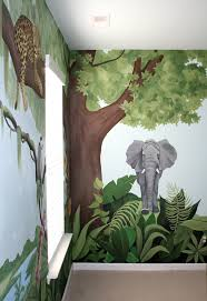 254 best wall murals images on pinterest wall murals mural someday i will have a daughter named eden and this will be her room jungle junglejungle roomjungle themekids muralswall muralskids bedroom