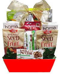 Nut Baskets Nut Free Gift Baskets Peanut And Nut Free Gifts Multiple Allergy