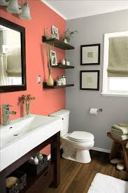 grey bathroom decorating ideas this is the layout of our half bath i like the accent color and