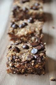 homemade protein breakfast bars veganosity