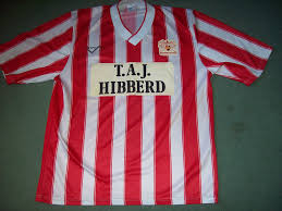 classic football shirts 1989 exeter city global football shirts