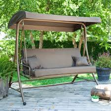 Free Standing Canopy Patio The Great Patio Swing With Canopy Arcipro Design
