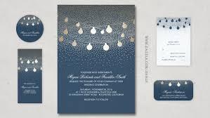 navy wedding invitations modern wedding wedding invitations by jinaiji