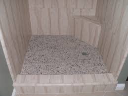 bed bath black pebble shower floor pebble shower floor