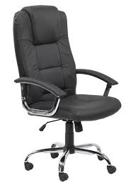 Leather Office Chair Front Executive Chair Aoc4201a L 121 Office Furniture