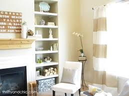 decorating make your home more beautiful with burlap curtains for stripe white and burlap curtains for home decoration ideas