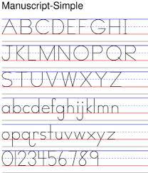 sample startwrite fonts cursive manuscript italic