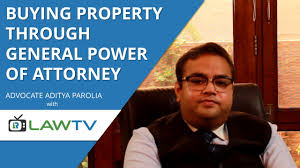 How To Get A General Power Of Attorney by Indian Kanoon Buying Property Through General Power Of Attorney
