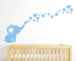 nursery wall murals stickers affordable ambience decor nursery wall murals stickers nursery wall murals stickers elephant nursery wall decal blowing bubbles