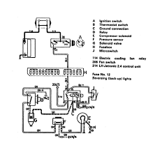 volvo 240 wiring diagram 1989 1987 volvo 240 wiring diagrams