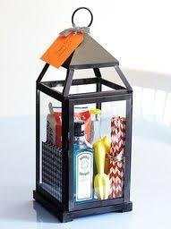 great housewarming gift lantern from ikea small wine glasses