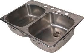 paint kitchen sink black how to paint a stainless steel sink black hunker