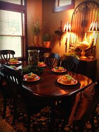 Tuscan Style Dining Room Furniture Charming Tuscan Dining Room Decor Pictures Best Inspiration Home