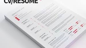 Resume Timeline Template Resume Template 3 Page Cv Template Premium Resumes