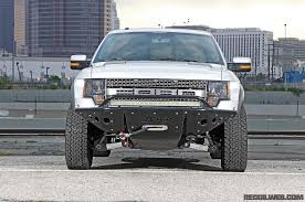 Ford Raptor Exhaust - 2012 ford svt raptor supercrew bug out dino recoil