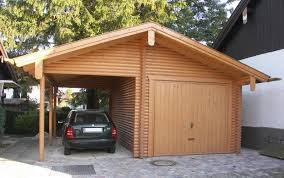 how to build a car garage tips on how to decide where to build your wooden garage quick garden