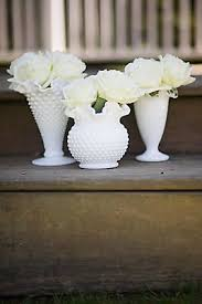 Milk Vases For Centerpieces by 50 Best Weddings Milk Glass Images On Pinterest Flowers Glass