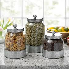 kitchen canisters glass kitchen canisters canister sets kirklands