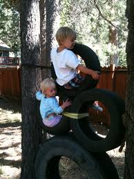 creating a backyard obstacle course family trek