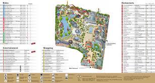 Universal Studios Orlando Map 2015 by Theme Park Brochures Tivoli Gardens Theme Park Brochures