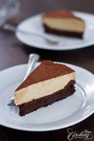 flourless chocolate cake with coffee mousse recipe chocolate